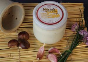 La rebarbe blanche du Fédou. Du lait fermenté 40 jours pour le plaisir des connaisseurs.