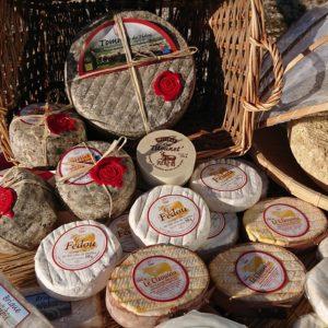 fromages de brebis du Fédou